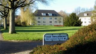 Lille Amalienborg i Haderslev
