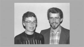 Aase og Thorkild 1985