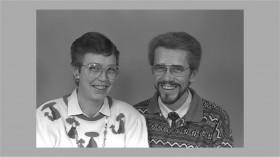 Aase og Thorkild ca 1990