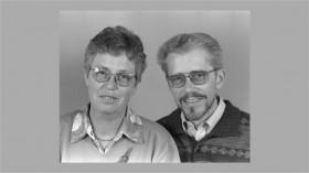 Aase og Thorkild ca 1994