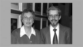 Aase og Thorkild ca 1996