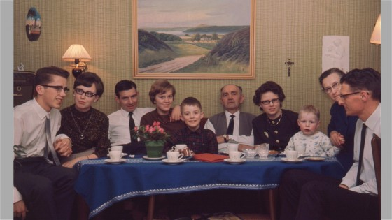 Aases familie 1966