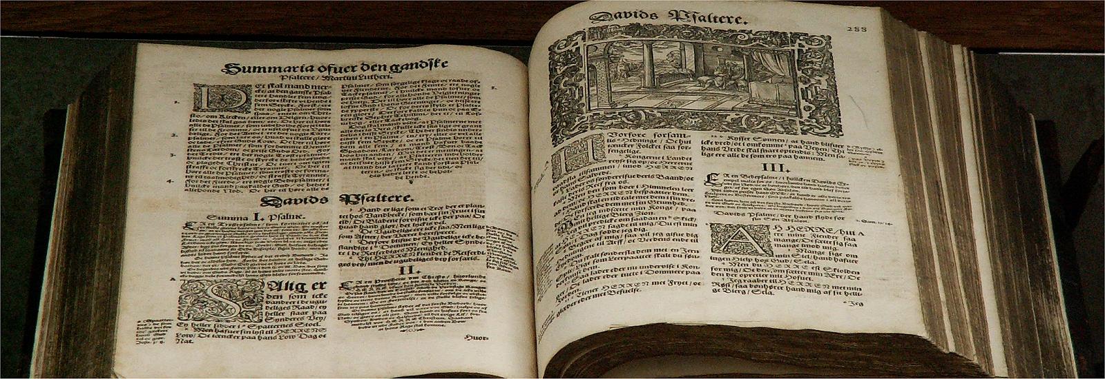 Chr IV-bibel