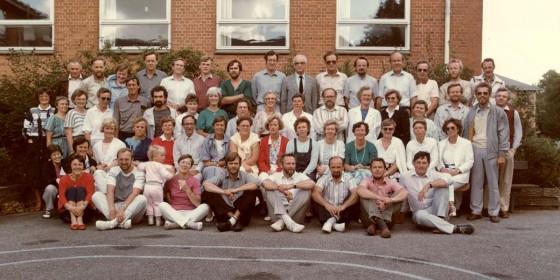Hammerum Skole overdragelse 1985