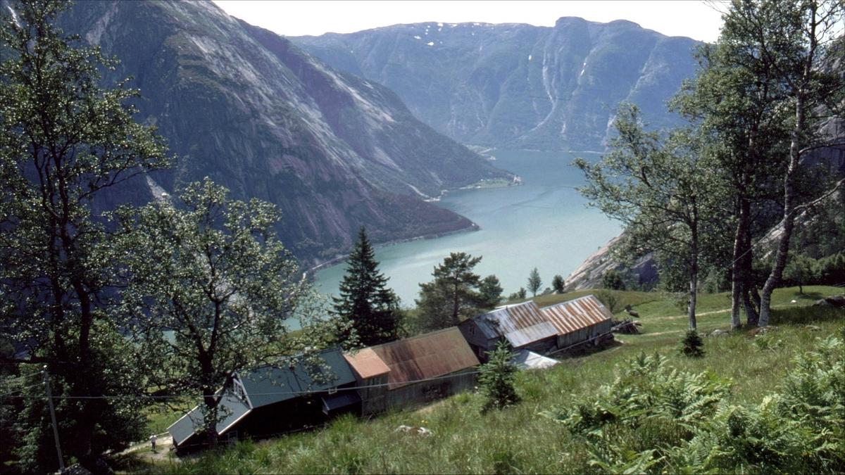 Kjeåsen 1986-1