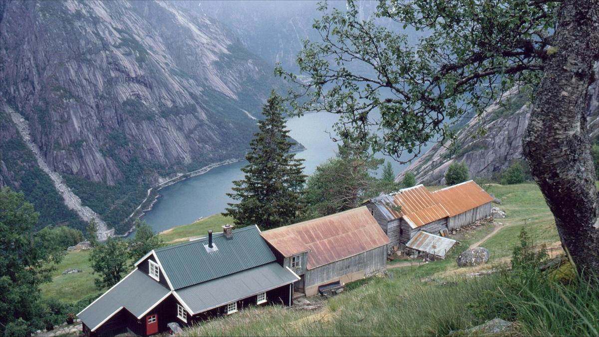 Kjeåsen 1992-1