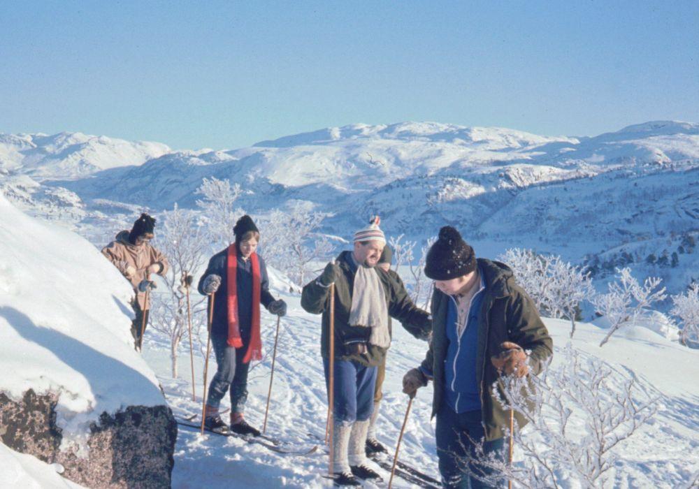 Norgestur 1970 - Sirdalen