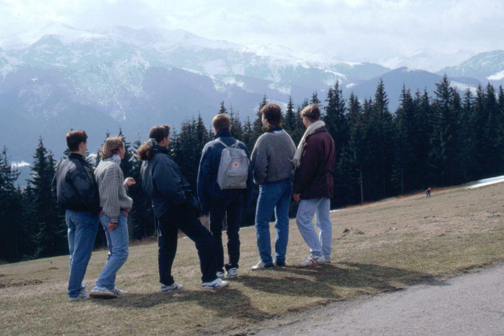 I Tatrabjergene