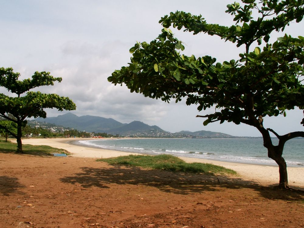 Strand ved Freetown