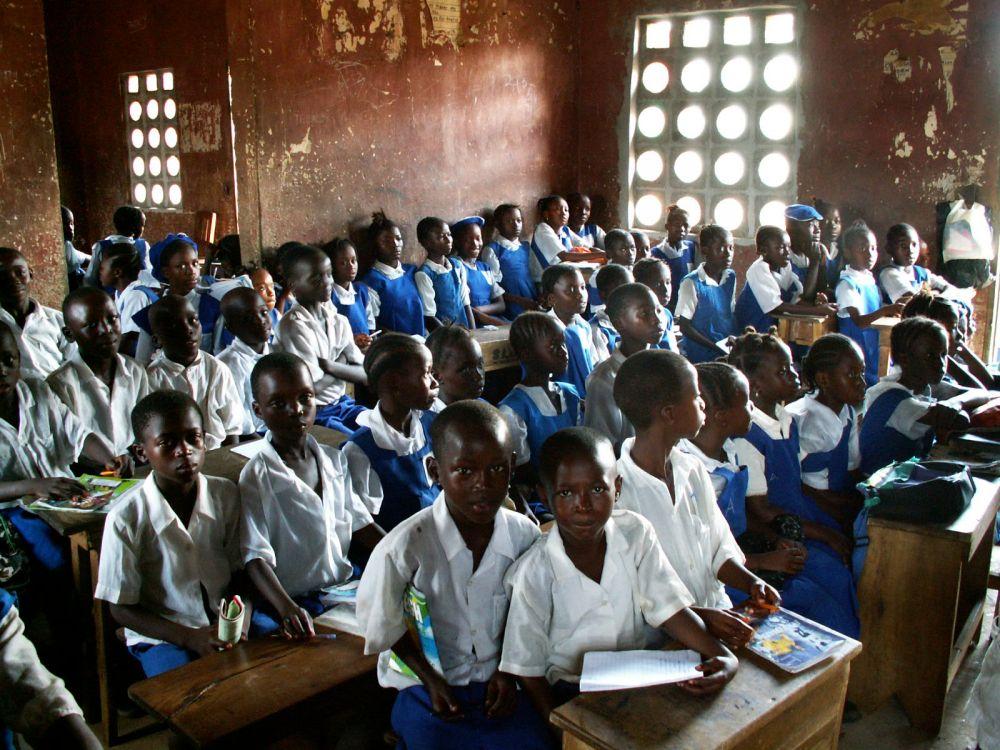 Skole i Kenema