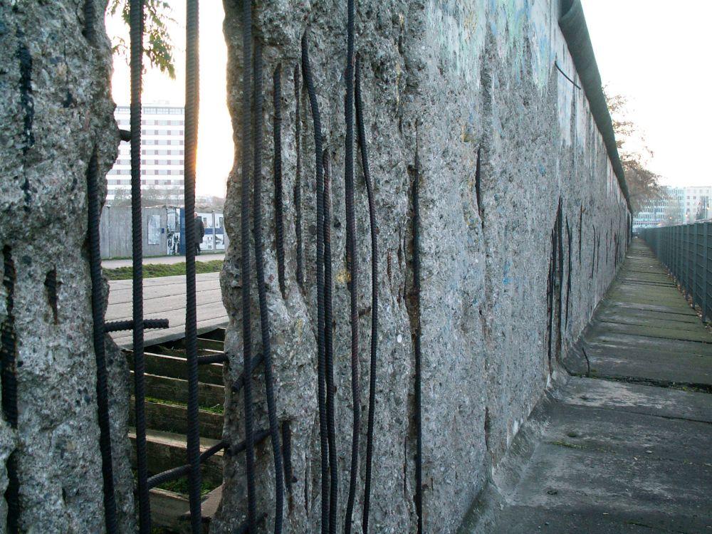 Murrester på Niederkirchenerstrasse