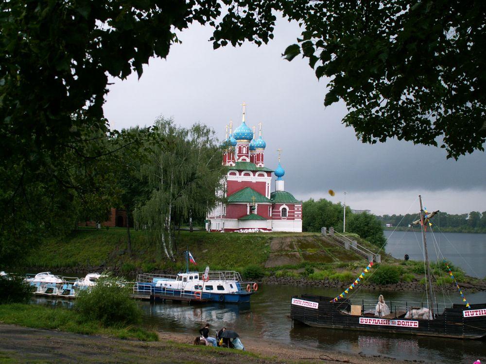Uglich ved Volga-floden