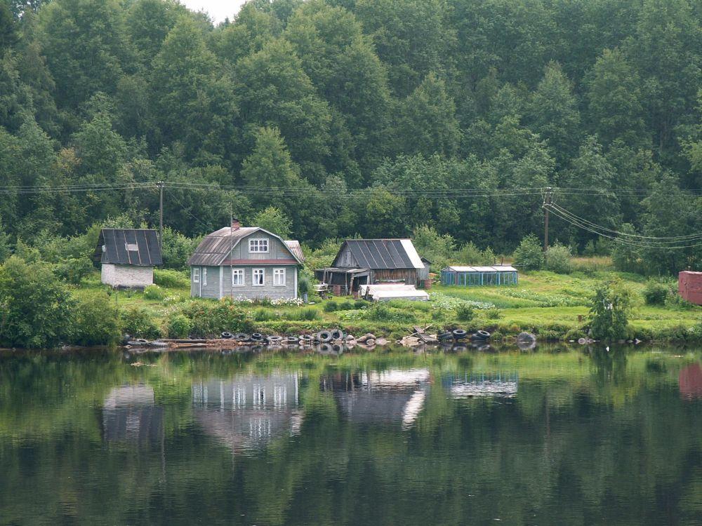 Langs Neva-floden
