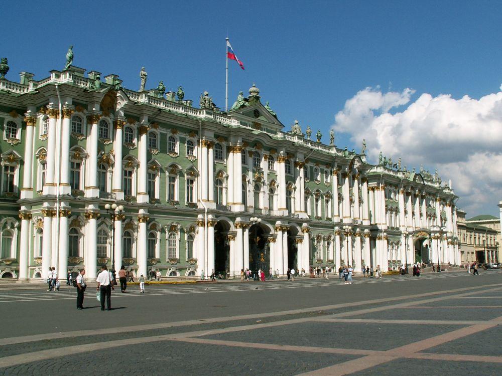 Vinterpaladset i Sct. Petersborg