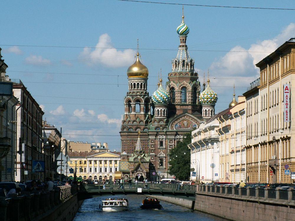 Blodskirken i Sct. Petersborg