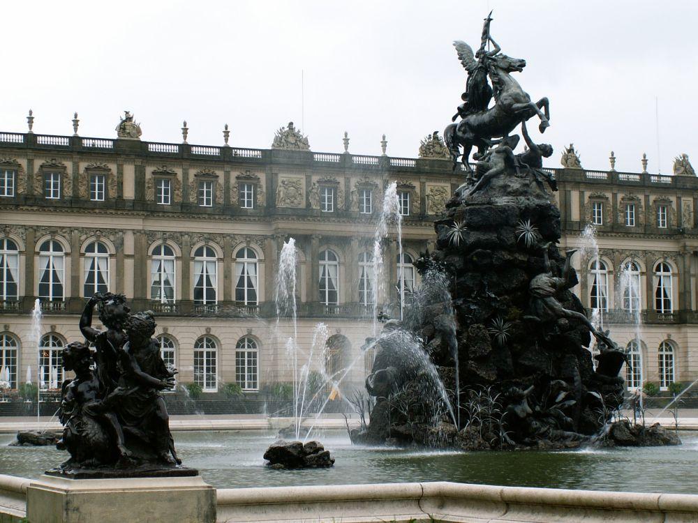 Schloss Herrenschiemsee