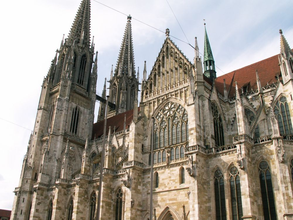 Domkirken i Regensburg