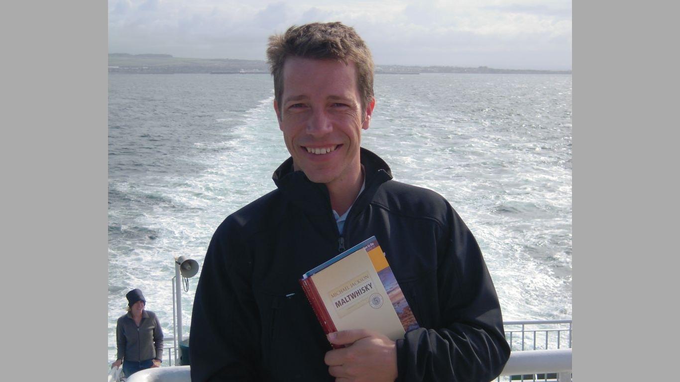 Heine i Skotland 2010