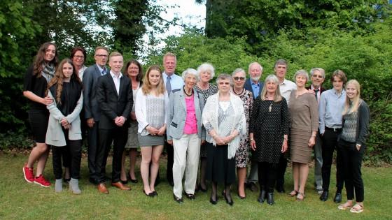 2016 Majas 80 års dag - Klaus