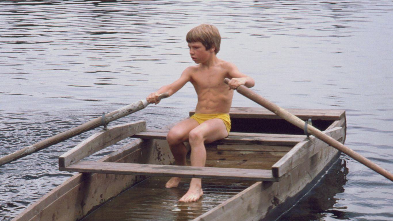 Heine Setesdalen 1980