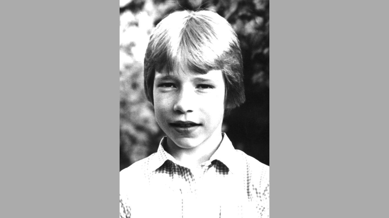 Heine ca. 8 år