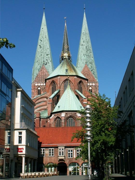 Mariakirken i Lübeck 1