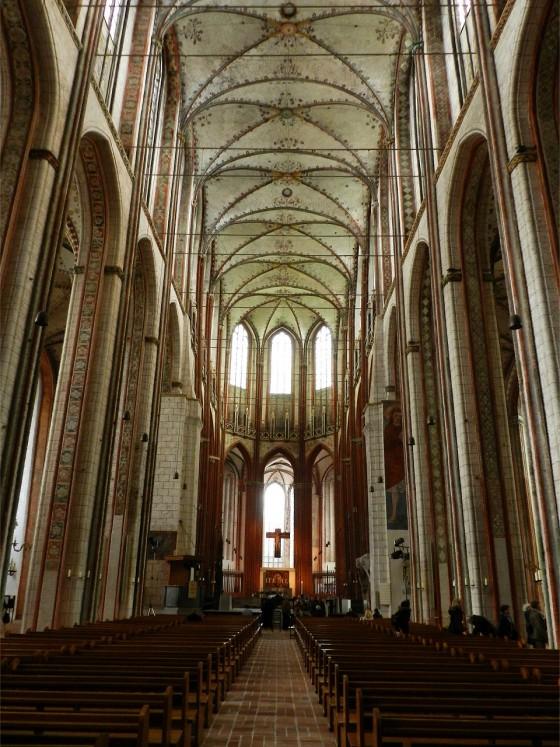 Mariakirken i Lübeck 2