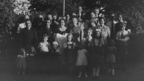 Ruths barneåb storfamilien