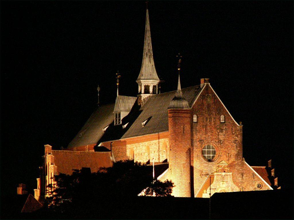 Domkirken set fra Damparken
