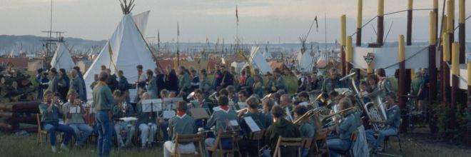 Frederikshavnlejren 1985