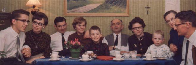 Familien samlet 1966