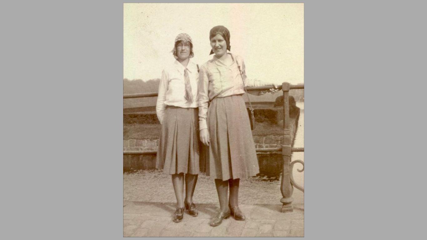 Mary og Gerda