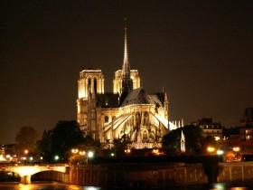 2008-Paris 0204 Seinen ved aften