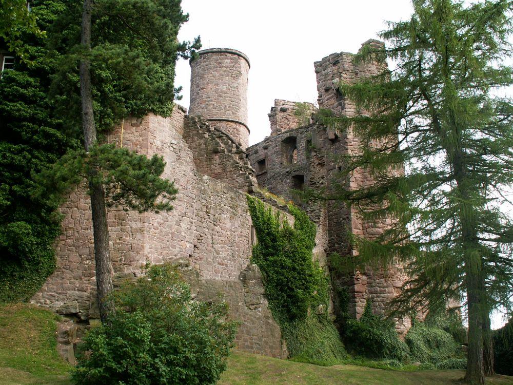 Burg Hahnstein
