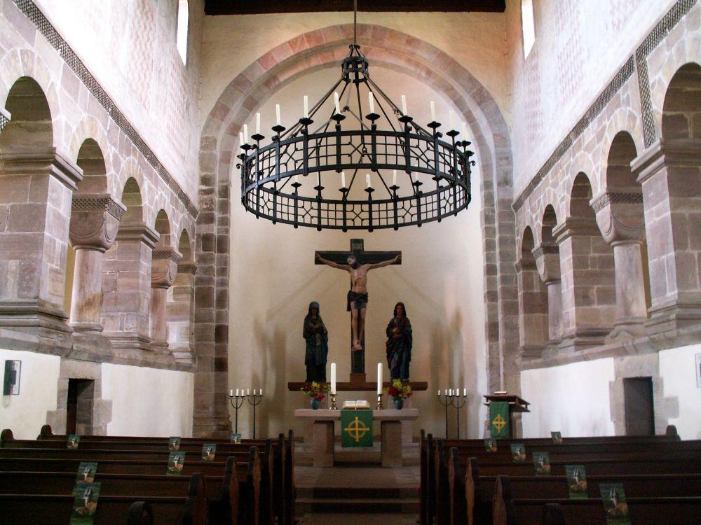 Klosterkirken i Bursfelde