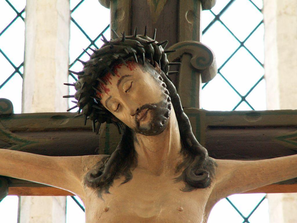 Haderslev Domkirke Kristus