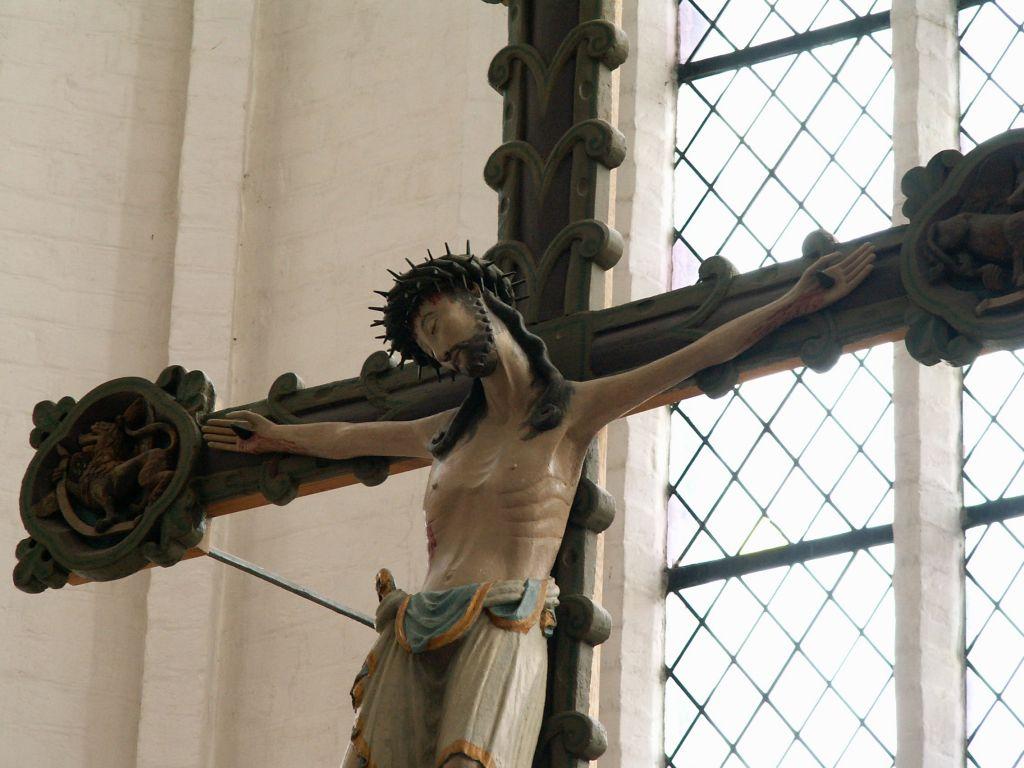 Haderslev Domkirke Alterkrucifiks