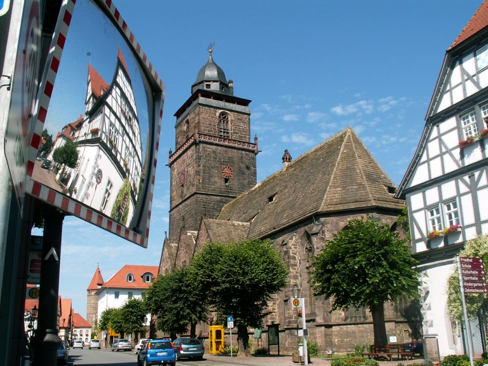 Grebenstein ved Kassel