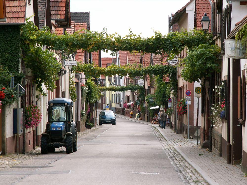 Heuchelheim-Klingen i Pfalz
