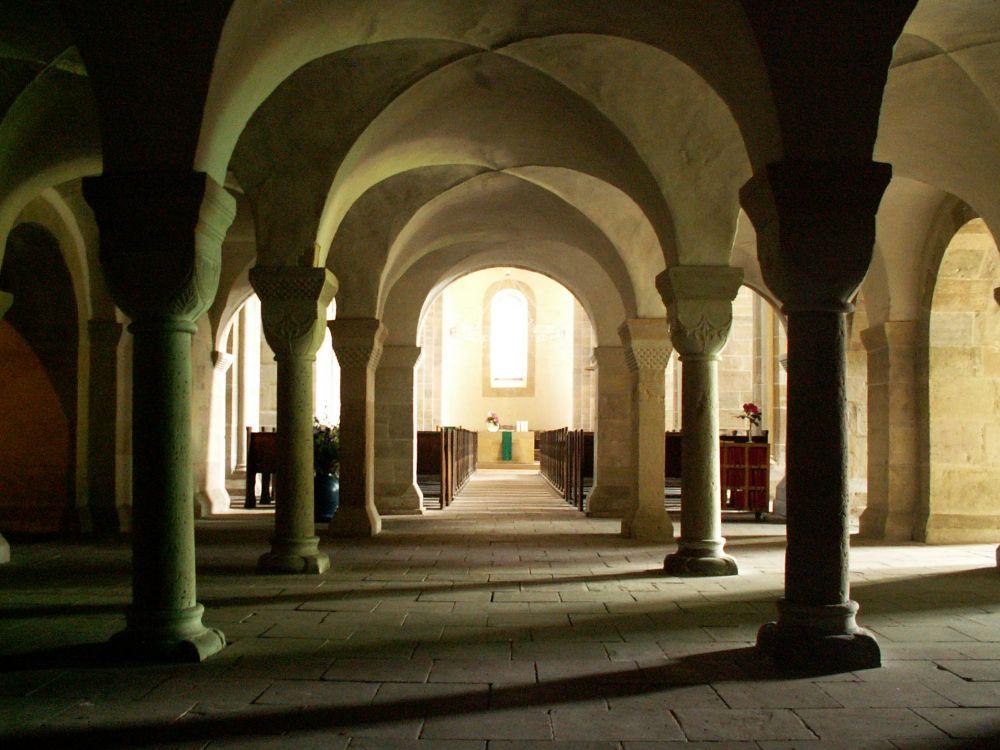 Klosterkirken i Lippoldsberg