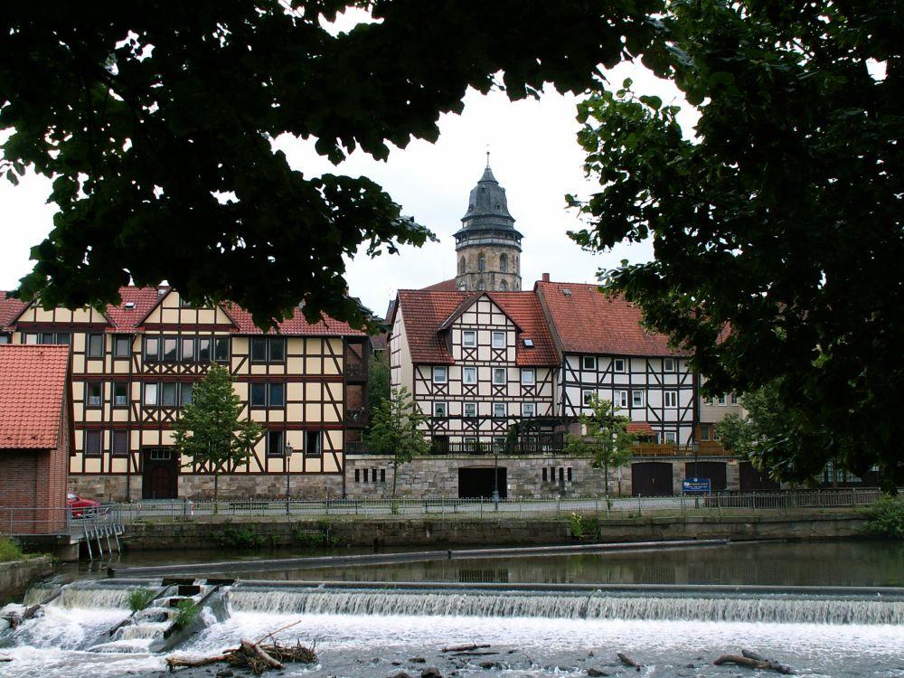 Münden i Weserdalen