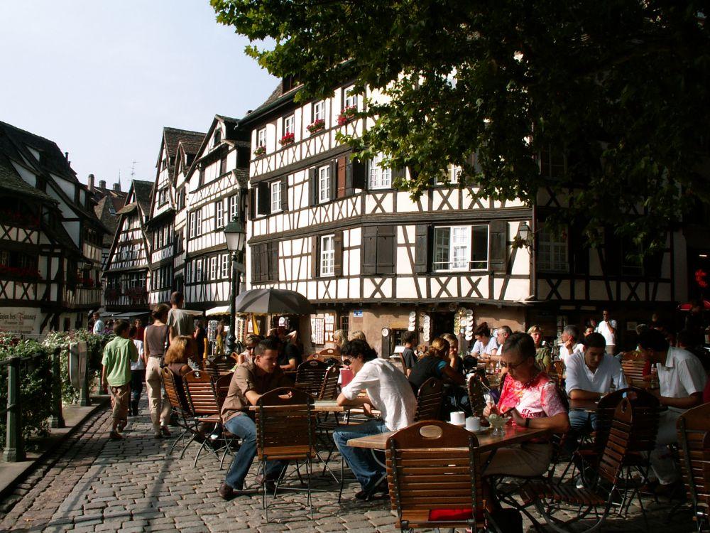 Petit France i Strassburg
