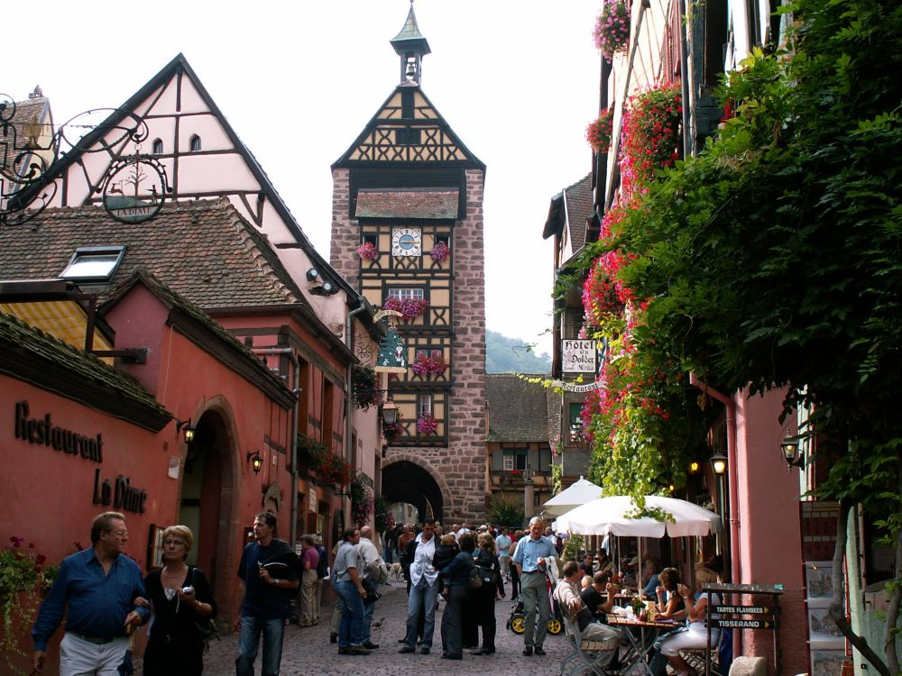 Riquewier i Alsace