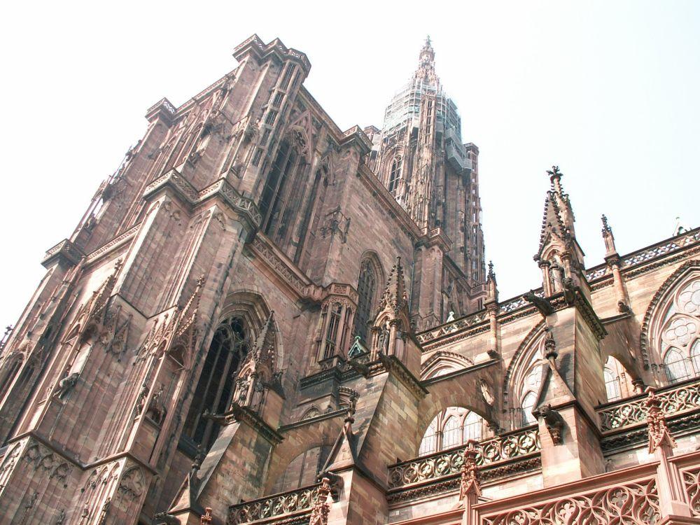 Katedralen i Strassburg