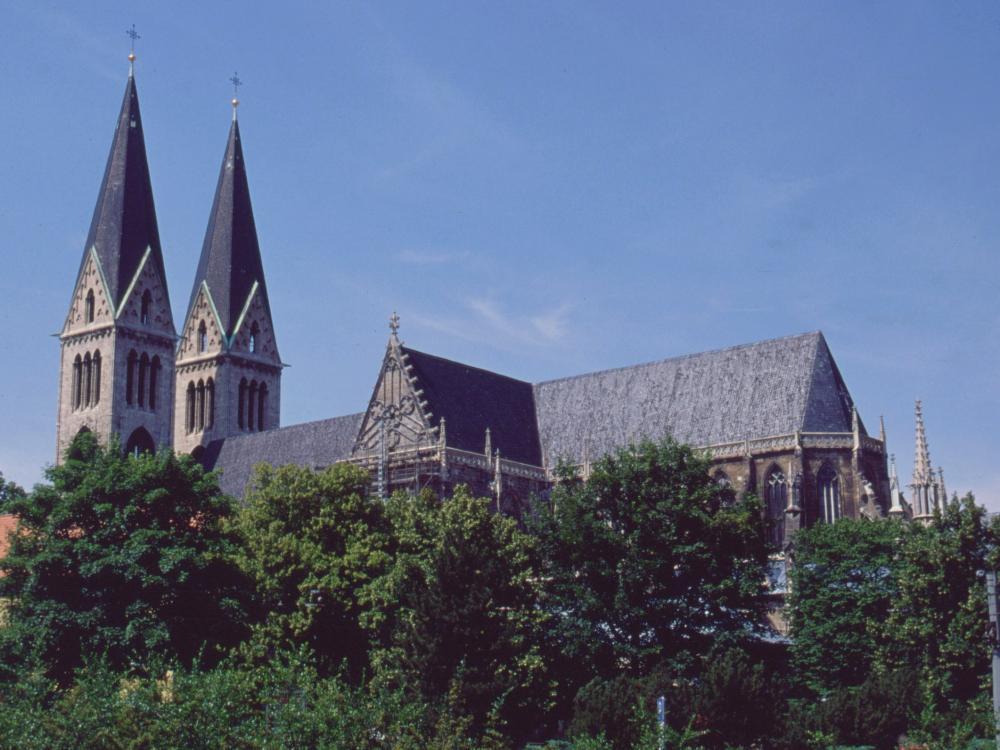 Domkirken i Halberstadt