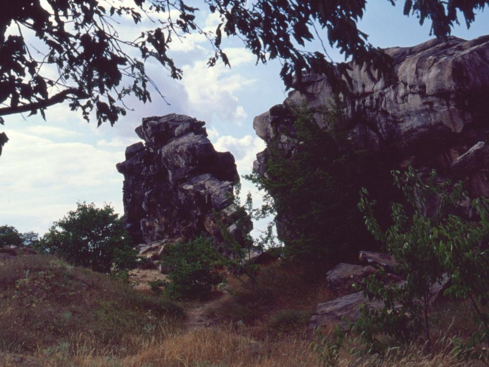 Teufelsmauer - en sær geologisk forekomst