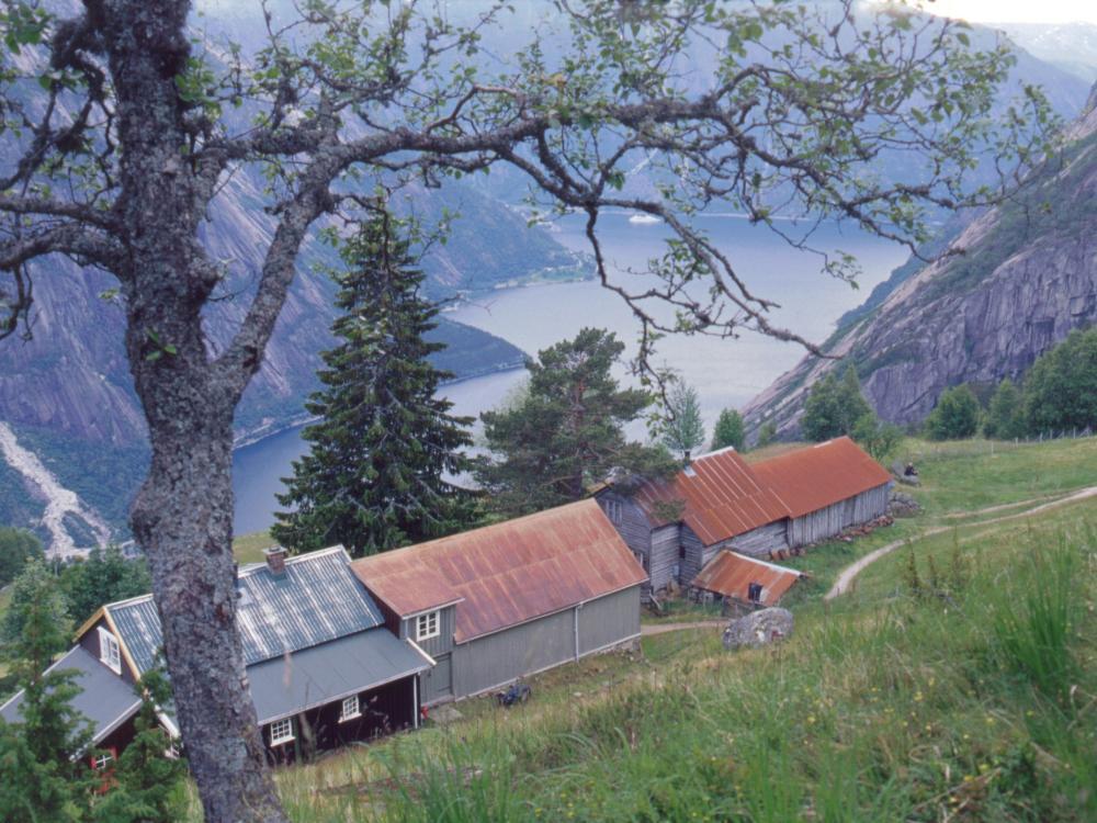 Fjeldgården Kjeåsen