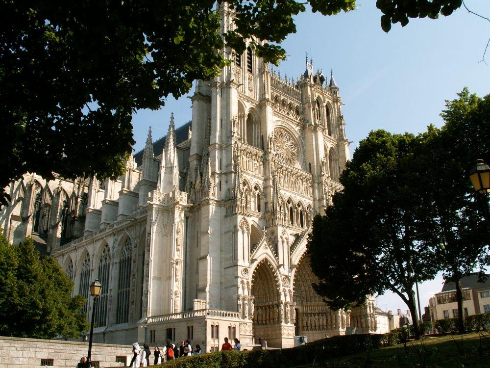 Katedralen i Amiens