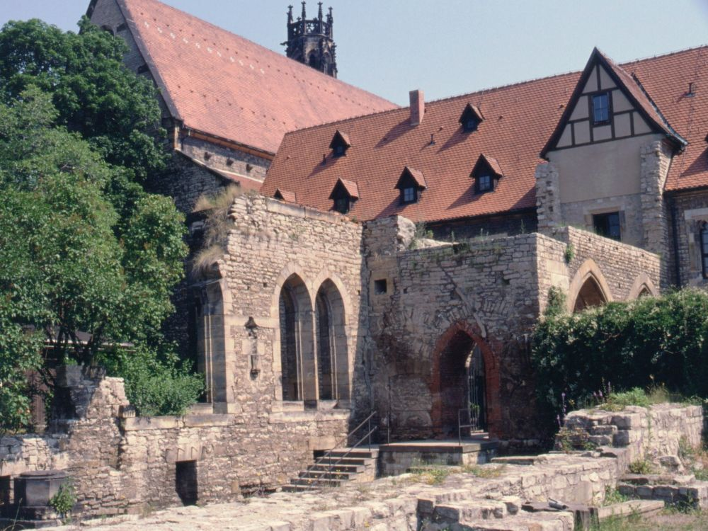 Augustinereremitterklosteret i Erfurt
