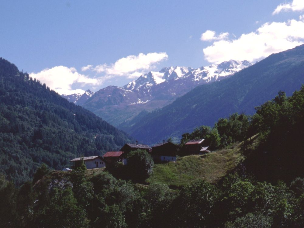 Val de Herenence, Schweiz
